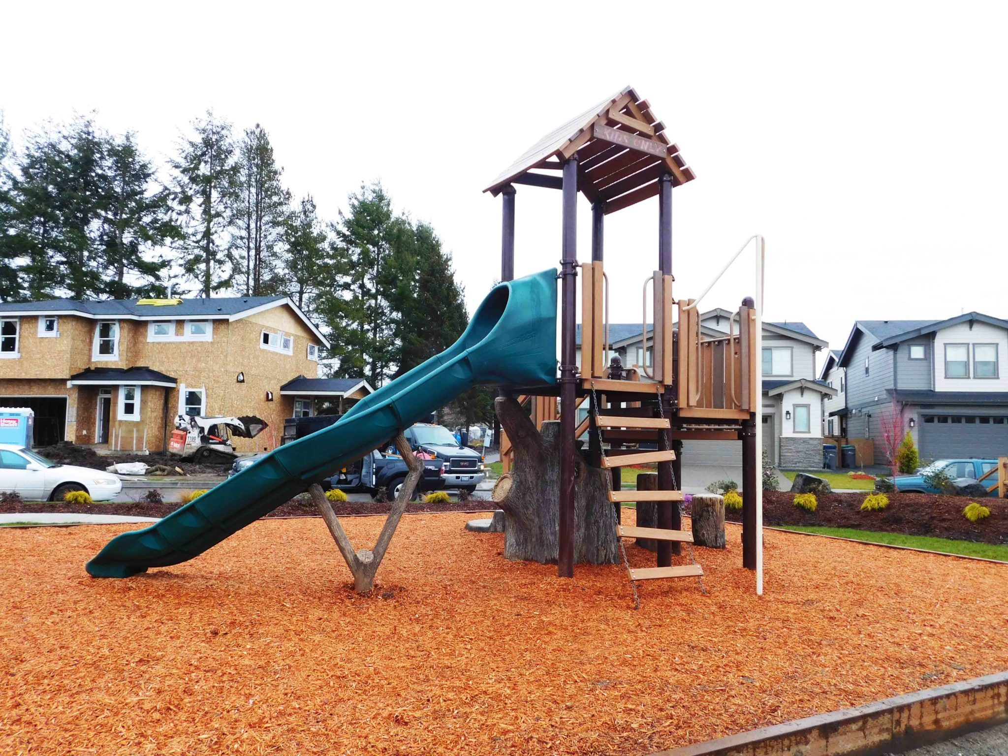 Spring Haven HOA Nature Inspired Playground