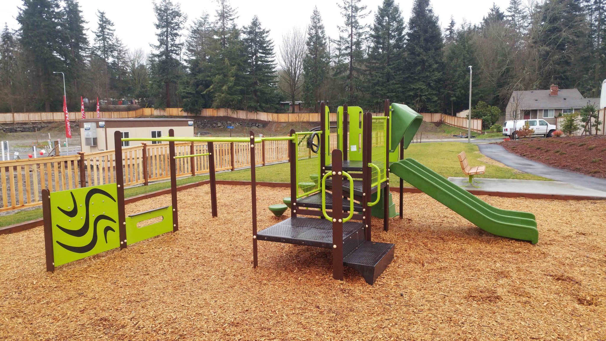 Blueberry Lane Playground