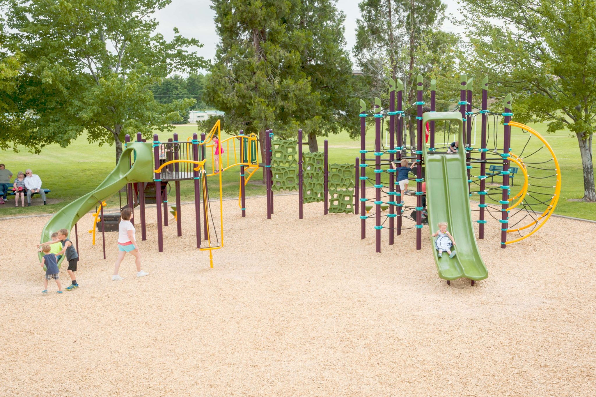 Washington State Commercial Playground Equipment