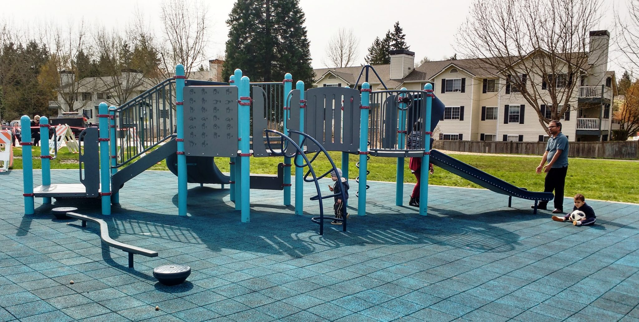 Hauge Homestead Park Playground