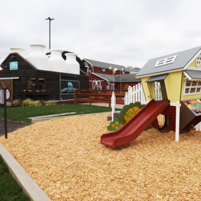 The Farm at SillyVille Playground