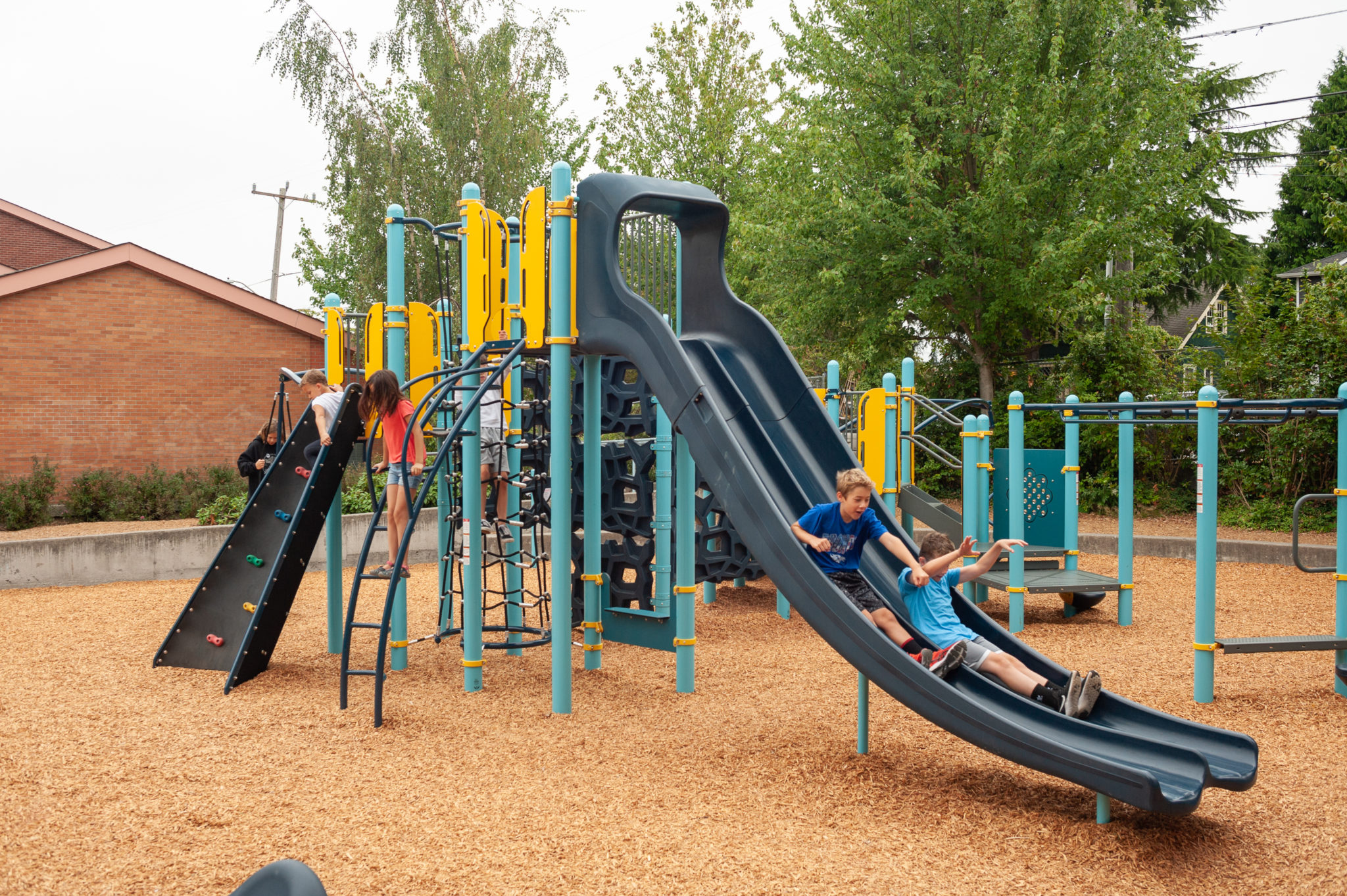 Whittier Elementary School Playground