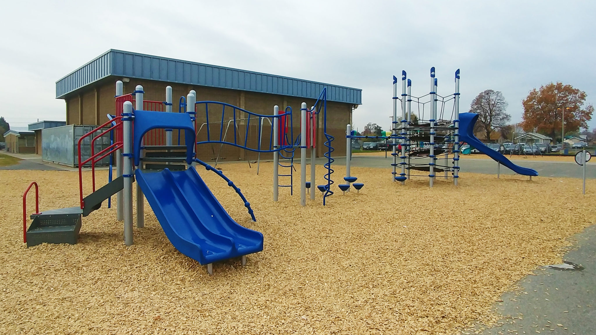 Adams Elementary School Playground