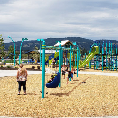 Orchard Park Playground